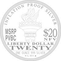 2009 Liberty Dollar
