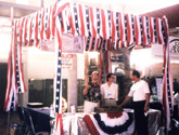 Liberty Dollar Booth
