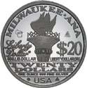 Miwaukee Silver Liberty